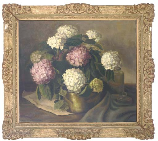 Henk Bos (DUTCH, 1901-1979)