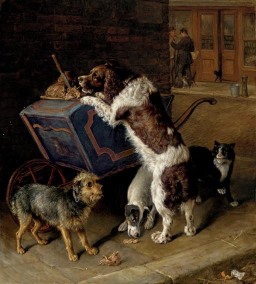 FRANK PATON (British, 1856-1909)