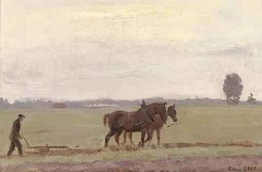 The plough team