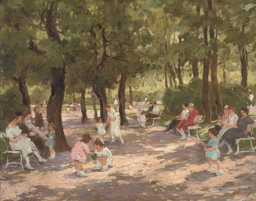 Playtime in Paris