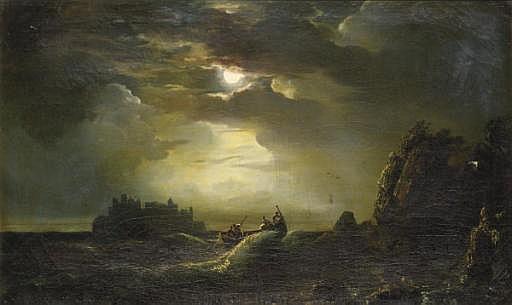 Embarquement nocturne dans le sud de l'Italie