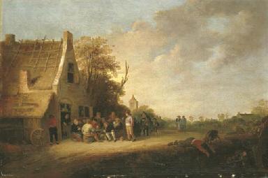 Pieter de Bloot (1601/1602-1658 Rotterdam)