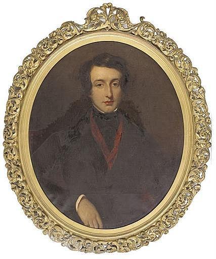 Frederick Yeates Hurlstone (British, 1801-1869)