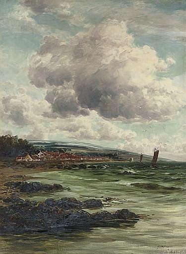 John Hamilton Glass, A.R.S.A (1820-1885)