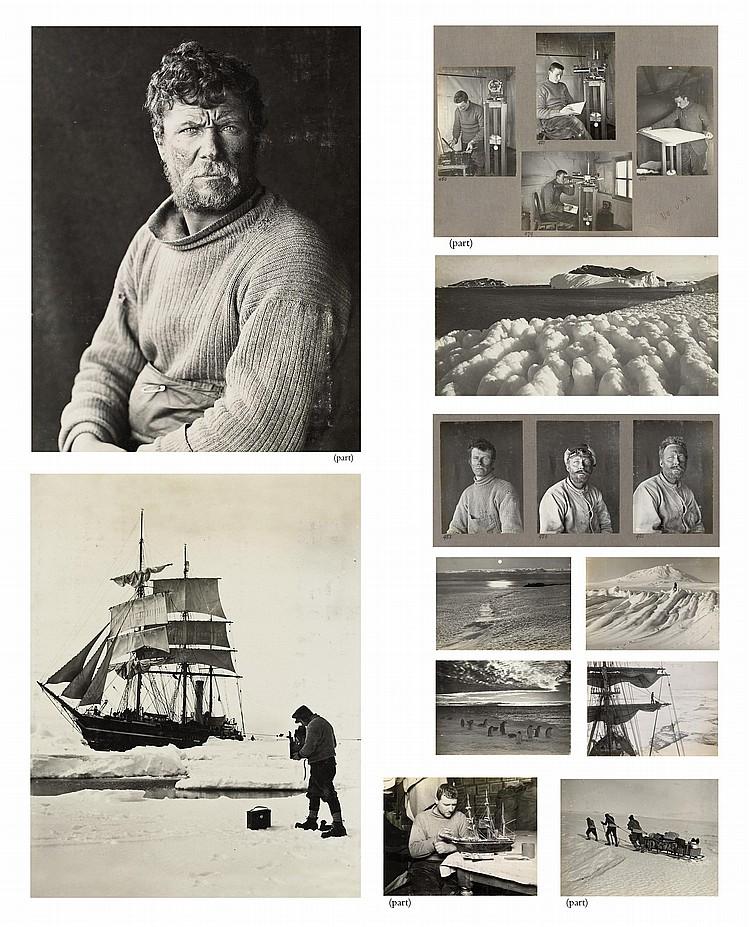 HERBERT GEORGE PONTING (1870-1935)
