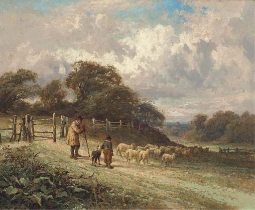 David Cox Jnr., A.R.W.S. (1809-1885)