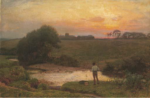 Edward Frederick Brewtnall, R.W.S., R.B.A. (1846-1902)