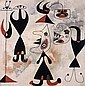 Joan Miró (1893-1983), Joan Miro, Click for value