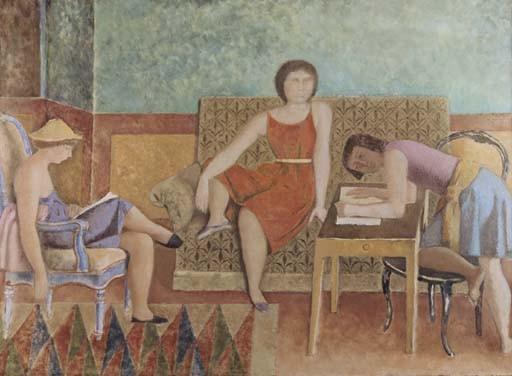 Balthus (Balthasar Klossowski de Rola) (1908-2001)