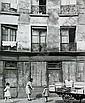 Rue des Choufourneurs, 1955, Edith Gerin, Click for value