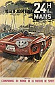 24H DU MANS, 1961 , Michel Beligond, Click for value