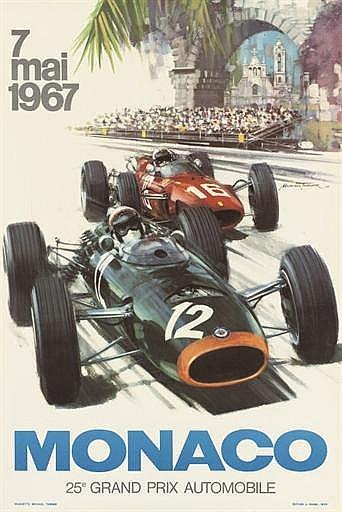 MONACO, 1967