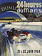 24 HEURES DU MANS, 1958 , Michel Beligond, Click for value
