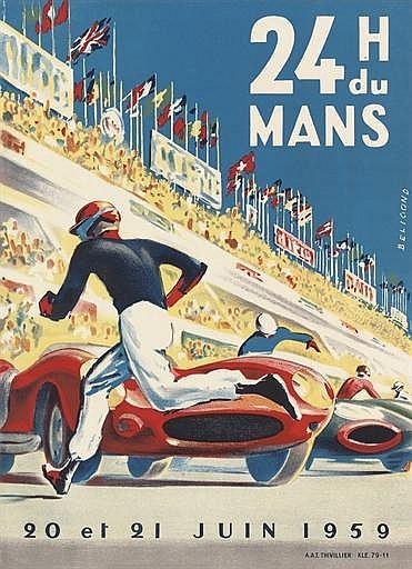 24H DU MANS, 1959