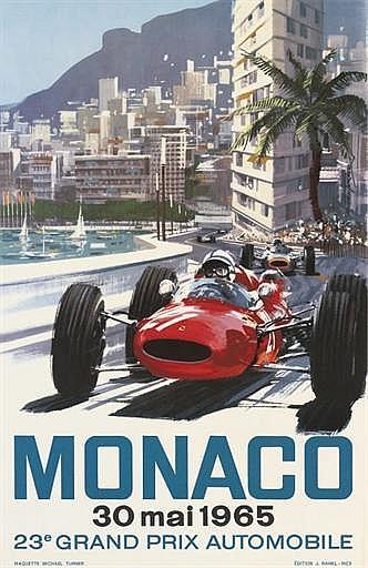 MONACO 1965
