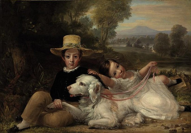 Attributed to George Henry Harlow (London 1787-1819)