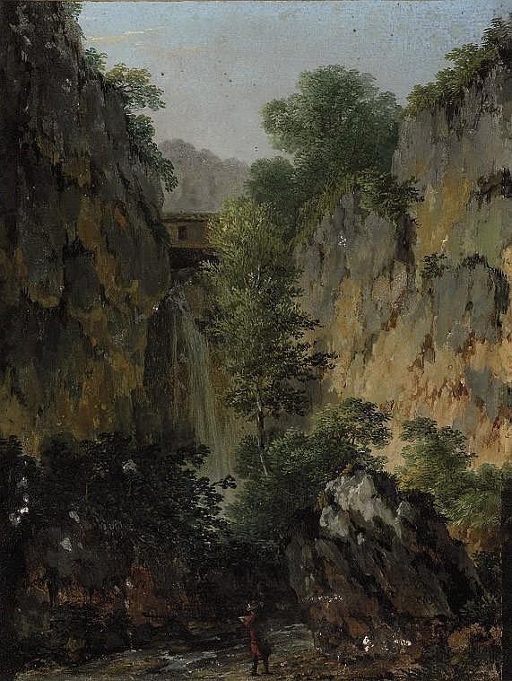 Pierre Antoine Marchais (Paris 1763-1859)