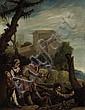 Workshop of Domenico Fetti (Rome? 1588/9-1623 Venice) , Domenico Feti, Click for value