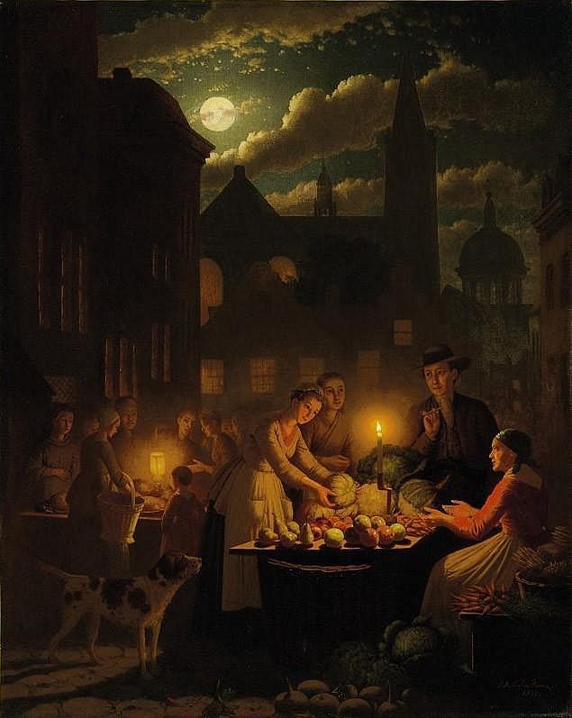 Johann Mongels Culverhouse (Rotterdam 1820-1895)