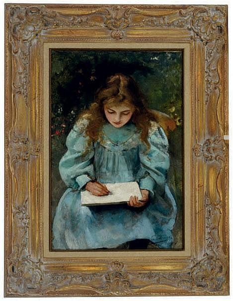 Leo A. Malempré (British/French, 1860-1901)