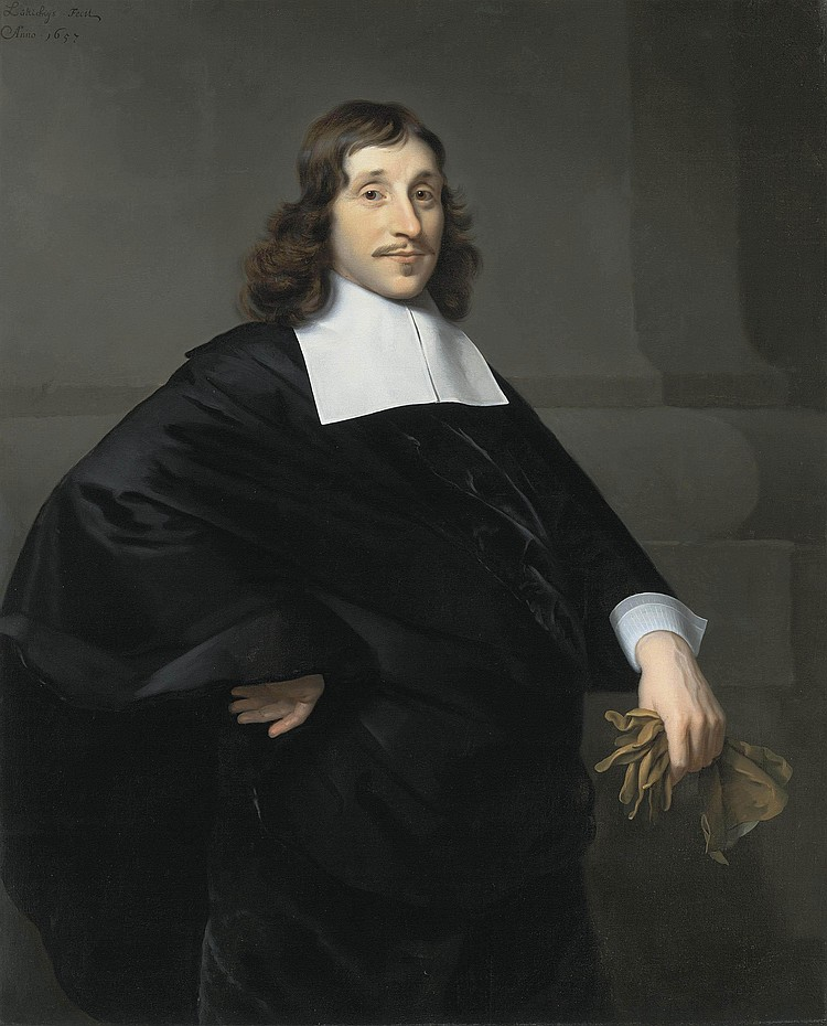 Isaac Luttichuys (London 1616-1673 Amsterdam)
