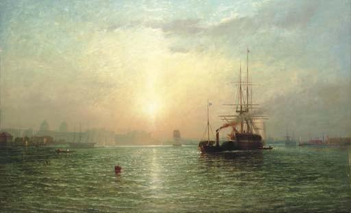 James Francis Danby (British, 1816-1875)