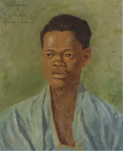 THEODORE HAAS (1861-1933)