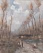 Lorenzo Gignous (Italia 1862-1958), Lorenzo Gignous, Click for value