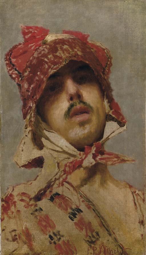 Francesco Paolo Michetti (Italia 1851-1929)
