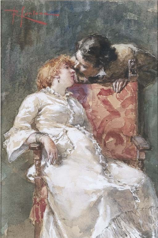 Roberto Fontana (Italia 1844-1907)