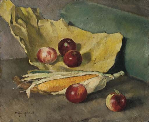 Cafiero Filippelli (Italia 1889-1973)