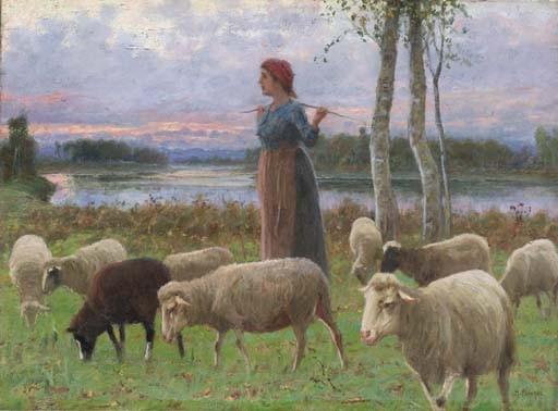 Ruggero Panerai (Italia/Francia 1862-1923)