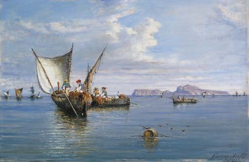 Giuseppe Carelli (Italia 1858-1921)