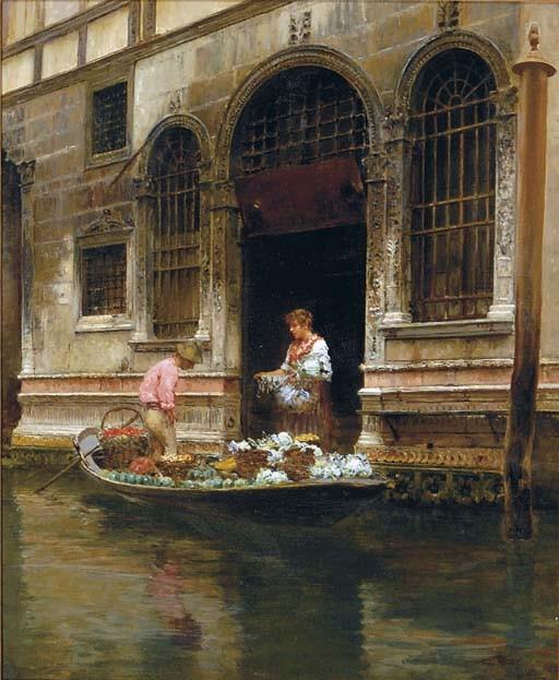 Vincenzo Caprile (Italia 1856-1936)