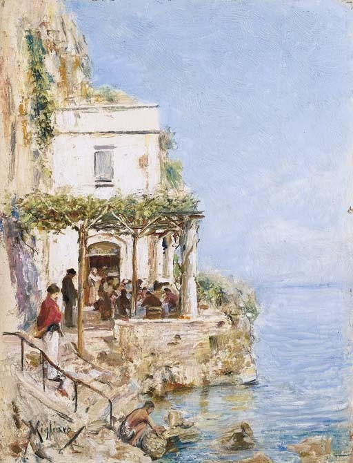 Vincenzo Migliaro (Italia 1858-1938)