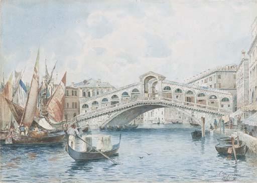Adelchi De Grossi (Italia 1852-1892)