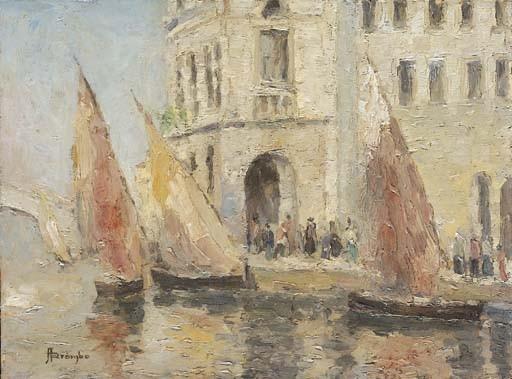 Angelo Brombo (Italia 1893-1962)