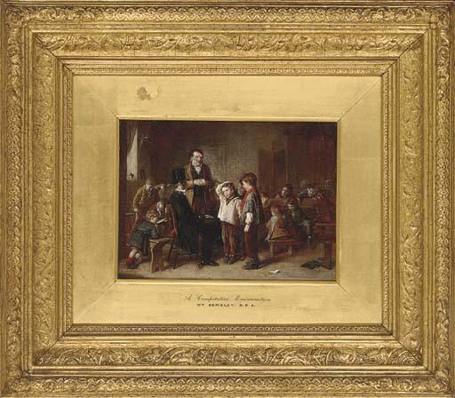 William Hemsley, R.B.A (b.1819, fl. 1848-1893)