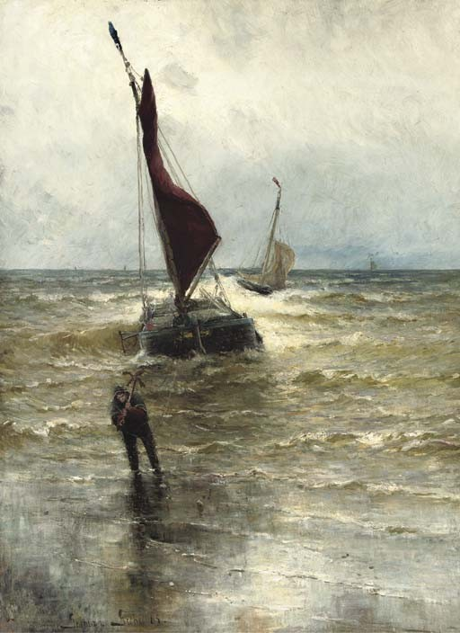 German Grobe (German, 1857-1938)