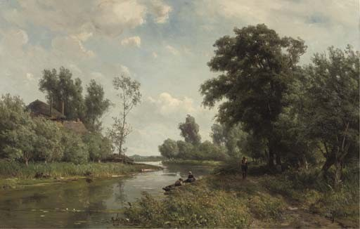 Jan Willem van Borselen (Dutch, 1825-1892)