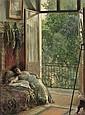 Edouard Richter (French, 1844-1913), Edouard Fredric Wilhelm Richter, Click for value