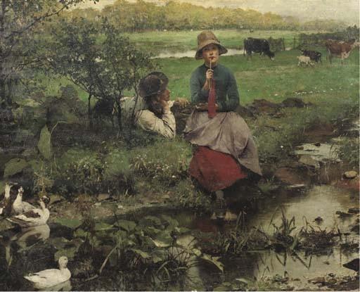 Evariste Carpentier (Belgian, 1845-1922)