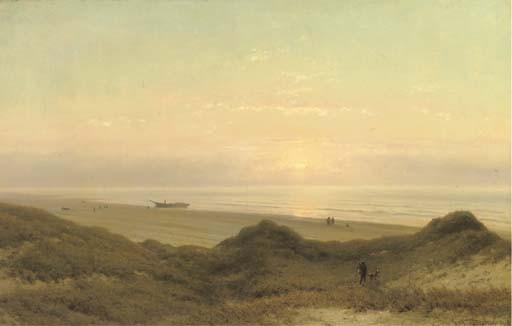 Johannes Josephus Destrée (Dutch, 1827-1888)