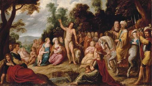 Jan van den Hoecke (Antwerp 1611-1651) and Gaspar van den Hoecke (Antwerp c. 1585-before 1661)