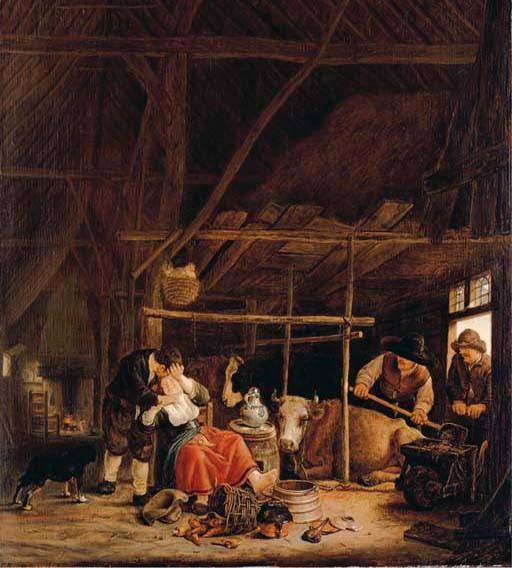 Govert Dircksz. Camphuyzen (?Gorinchem 1623/4-1672 ?Amsterdam)