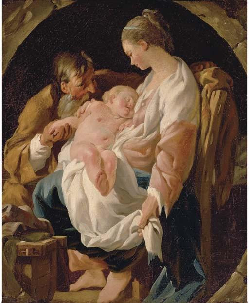Noël Hallé (Paris 1711-1781)