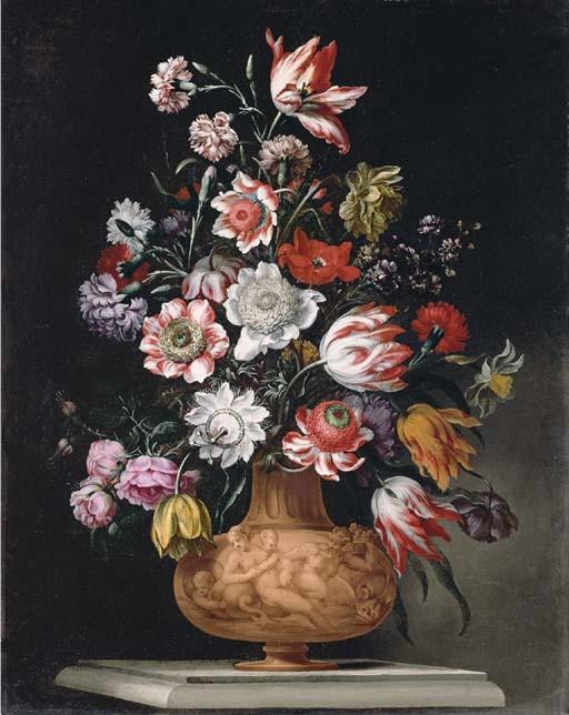 Bartolomeo Ligozzi (Florence 1620-1695)