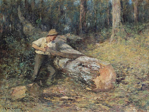 Sawing Timber