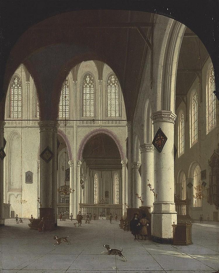 Hendrick Cornelisz. van Vliet (Delft 1611/12-1675)