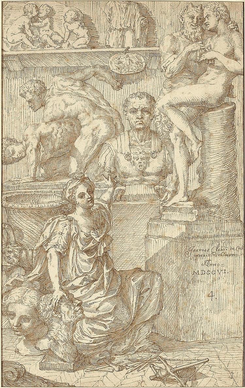 Jan Claudius de Cock (Antwerp 1667-1735)